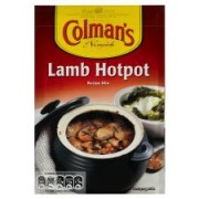 Colman's Lamb Hot Pot Mix