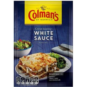 Colman's White Sauce Mix