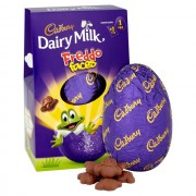 Cadbury Freddo Faces Egg