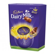 Cadbury Giant Dairy Milk Egg