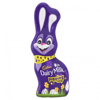 Cadbury Chocolate Popping Candy Bunny