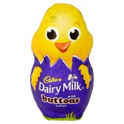 Cadbury Buttons Chick