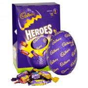 Cadbury Heroes Easter Egg