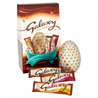 Galaxy The Indulgent Collection Easter Egg