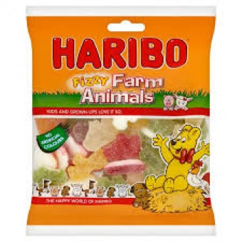 Haribo Fizzy Farm Animals