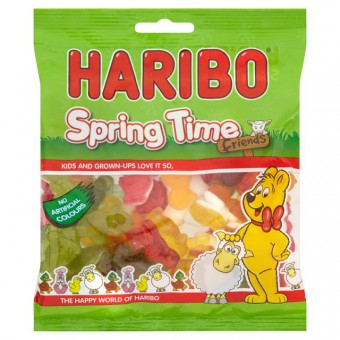 Haribo Spring Time Friends