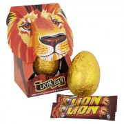 Nestle Lion Bar Retro Easter Egg