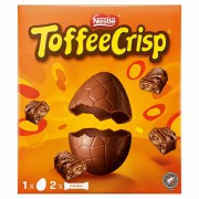 Nestle Toffee Crisp Easter Egg