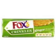 Fox's Ginger Crinkle