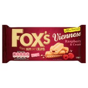Fox's Viennese Raspberry & Cream Biscuits
