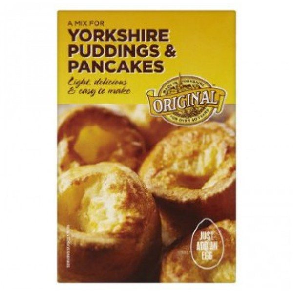 Buy Goldenfry Yorkshire Pudding Mix Online From Flowers