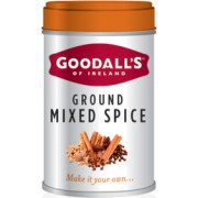 Goodall's Ground Mixed Spice
