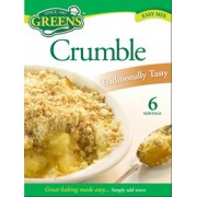 Green's Crumble Mix