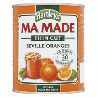 Hartley's Mamade Thin Cut Seville Orange