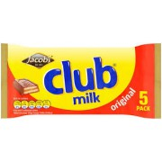 Jacob's Club Milk Original