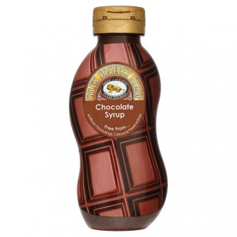 Lyle's Chocolate Squeezy Syrup