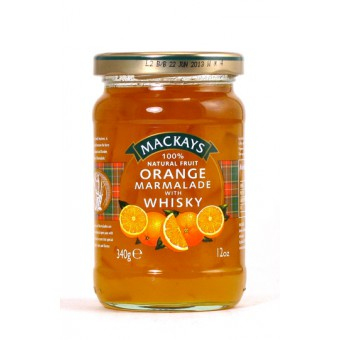 MacKay's Orange Marmalade with Whisky