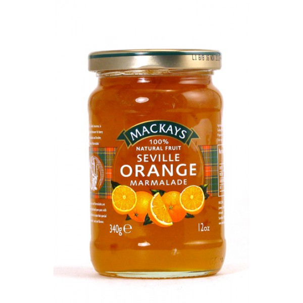 Seville Orange Marmalade Recipe — Dishmaps