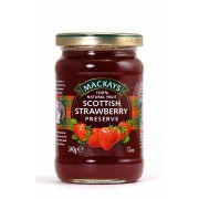 MacKay's Scottish Strawberry Preserve
