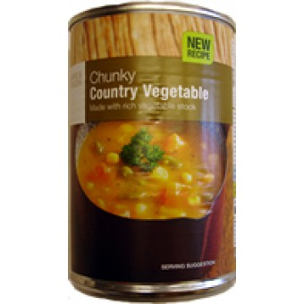 Marks & Spencer Chunky Country Vegetable Soup