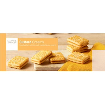 Marks & Spencer Custard Cream