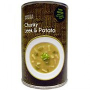 Marks & Spencer Chunky Leek and Potato Soup
