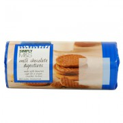 Marks & Spencer Milk Chocolate Digestive