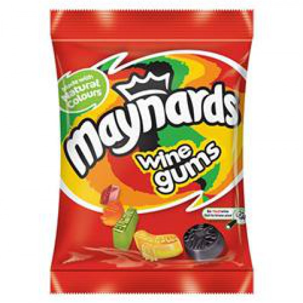 Buy Maynard S Wine Gums Online From Flowers And More In