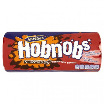 McVitie's Dark Chocolate Hobnob