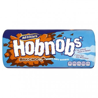 McVitie's Milk Chocolate Hobnob