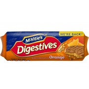 McVitie's Orange Digestives