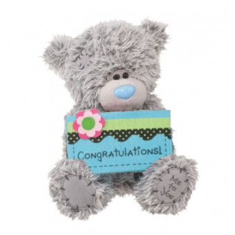 Me to You Tatty Teddy Congratulations