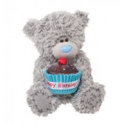 Me to You Tatty Teddy Happy Birthday Chocolate Cupcake