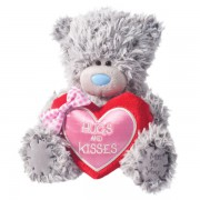 Me to You Tatty Teddy With Hugs & Kisses Heart