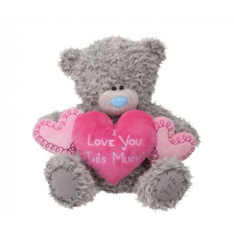Me to You Tatty Teddy I Love You This Much