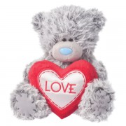 Me to You Tatty Teddy With Love Heart