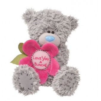 Me to You Tatty Teddy Love You a Bunch Flower