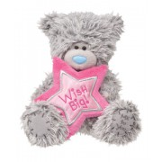 Me to You Tatty Teddy Wish Big Pink Star