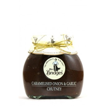 Mrs. Bridges Caramelised Onion & Garlic Chutney