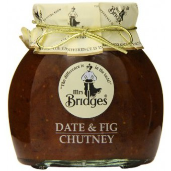 Mrs. Bridges Date & Fig Chutney