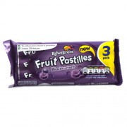 Rowntrees Fruit Pastilles Blackcurrant