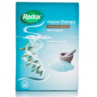 Radox Vapour Therapy Bath Salts