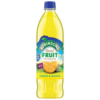 Robinsons Lemon and Mango No Added Sugar