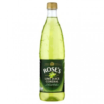 Rose's Lime Juice Cordial