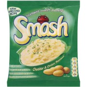 Smash Cheese and Onion