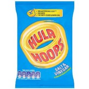 KP Hula Hoops Salt & Vinegar