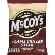 The Real McCoy's Flame Grilled Steak