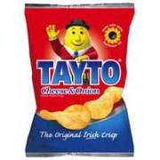 Tayto Cheese & Onion Crisp