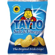Tayto Salt & Vinegar Crisp