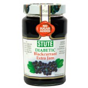 Stute Diabetic Blackcurrant Extra Jam